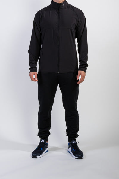 VC Men's Black Running Jacket