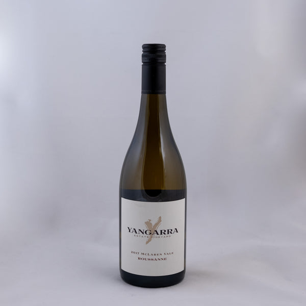 2017 Yangarra Estate Vineyard Rousanne