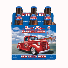 Red Truck 'Road Trip' Classic Lager