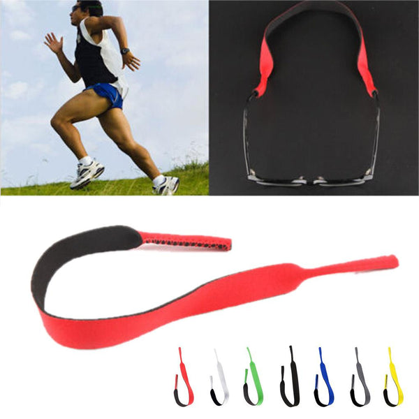 Spectacle Sunglasses Stretchy Sports Band Strap Cord Holder Neoprene Sunglasses