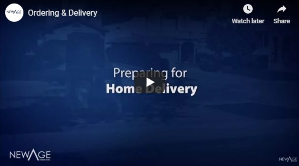 Preparing for Home Delivery