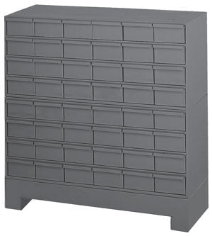 Model 017-95 Forty Eight Drawer Cabinet System - ShopStorageCabinets.com