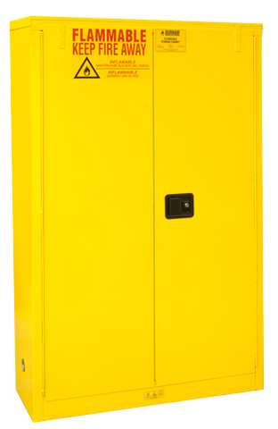 45 Gallon Manual Closing Safety Cabinet Model 1045M-50 - ShopStorageCabinets.com
