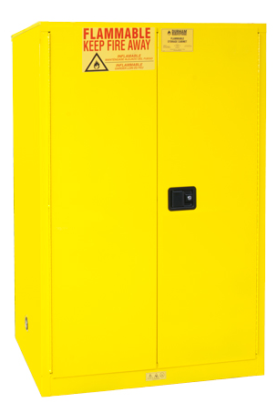 90 Gallon Manual Closing Safety Cabinet Model 1090M-50 - ShopStorageCabinets.com