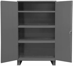 48x24x78 HD 14 Gauge Locker w/Feet and 3 Shelves - ShopStorageCabinets.com