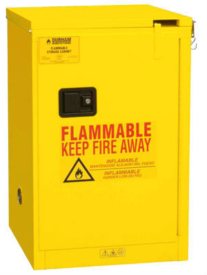 4 Gallon Self Closing Flammable Safety Cabinet Model 1004S-50 - ShopStorageCabinets.com