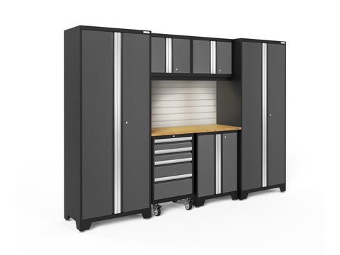 25% OFF NewAge Bold 3.0 Series 7 piece cabinet set - ShopStorageCabinets.com