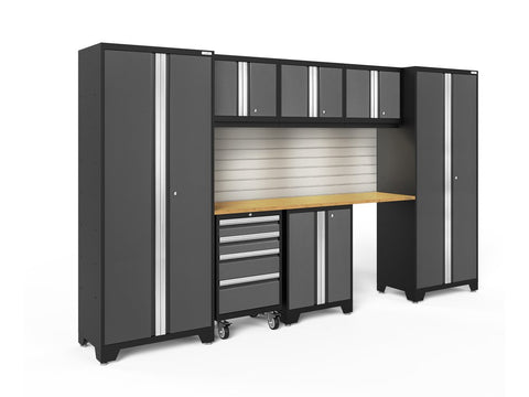 25% OFF NewAge Bold 3.0 Series 8 piece cabinet set - ShopStorageCabinets.com