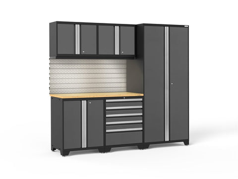 15% OFF NewAge Pro 3.0 series 6 piece garage cabinet set - ShopStorageCabinets.com