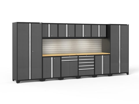 NewAge Pro 3.0 series 12 piece garage cabinet set - ShopStorageCabinets.com