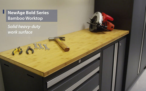 Worktops for Bold 3.0 and Performance 2.0 Series Cabinets - ShopStorageCabinets.com