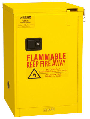 12 Gallon Self Closing Safety Cabinet Model 1012S-50 - ShopStorageCabinets.com