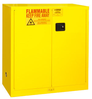 30 Gallon Manual Closing Safety Cabinet Model 1030M-50 - ShopStorageCabinets.com