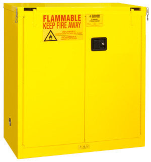 30 Gallon Self Closing Safety Cabinet Model 1030S-50 - ShopStorageCabinets.com