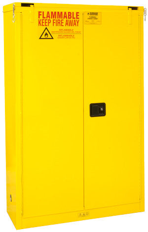 45 Gallon Self Closing Safety Cabinet Model 1045S-50 - ShopStorageCabinets.com