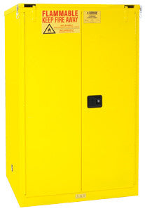 90 Gallon Self Closing Safety Cabinet Model 1090S-50 - ShopStorageCabinets.com