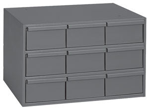 Model 004-95 Nine Drawer Cabinet - ShopStorageCabinets.com