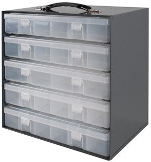 Model 290-95 Rack for Small Plastic Compartment Boxes - ShopStorageCabinets.com
