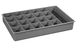 Model 124-95-21 Large 21 Compartment Insert - ShopStorageCabinets.com