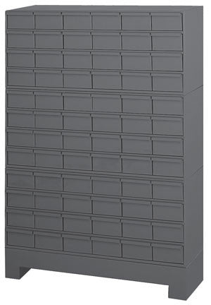 Model 019-95 Seventy Two Drawer Cabinet System - ShopStorageCabinets.com
