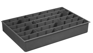 Model 124-95-ADLH Large Variable Horizontal Compartment Insert - ShopStorageCabinets.com