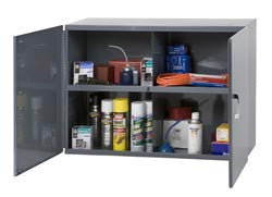 "Model 338-95 Utility Cabinet 33-3/4"" W by 23-7/8"" H and 12"" D - ShopStorageCabinets.com"