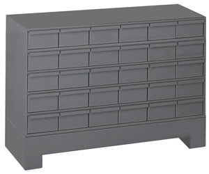 Model 027-95 Thirty Extra Deep Drawer Cabinet System - ShopStorageCabinets.com