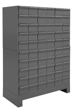 Model 025-95 60 Drawer Cabinet System - ShopStorageCabinets.com