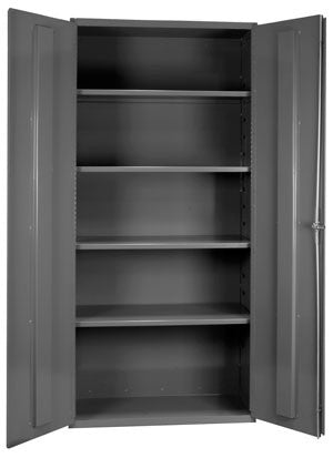 36x24x72 HD 14 Gauge Locker w/4 Shelves - ShopStorageCabinets.com