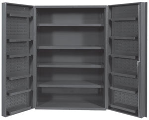 48x24x72 HD 14 Gauge Locker w/Door Shelves - ShopStorageCabinets.com