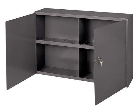 Model 343-95 Utility Cabinet  8-1/2 inches deep - ShopStorageCabinets.com