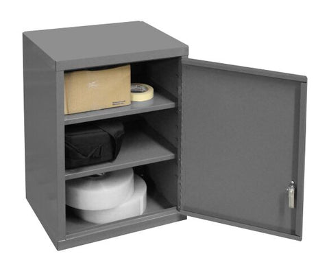 Model 070SD-95 Wall Cabinet w/two adjustable shelves - ShopStorageCabinets.com