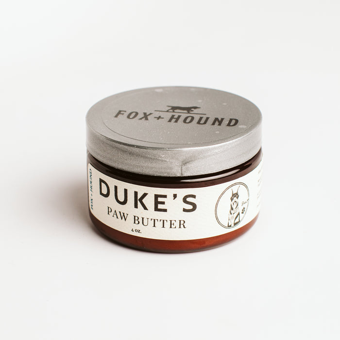 Duke's Paw Butter All Seasons Paw Pad Protection 4 ounces