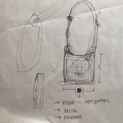 The Conway Handbag Original Design