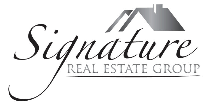 Signature Real Estate Group Signs & Accessories