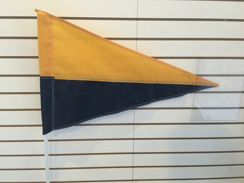 Flags - 24x18 Two-color Pennant