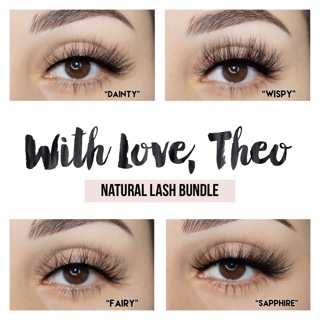 Natural Lash Bundle
