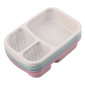 Wheat Fiber Microwaveable Food Container