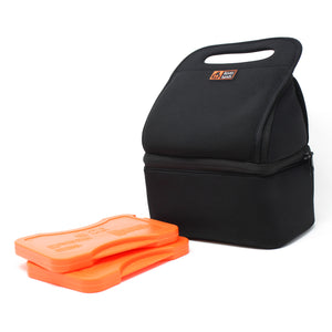 Lava Lunch DUO, Black