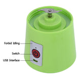 Portable Mini Mixer/blender/juicer & Travel Cup with USB, 4 colors available