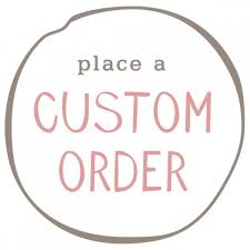 Custom Order Bath Bombs