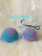 Sea Goddess Bath Bomb - 4.5 oz