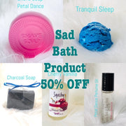 SAD BATH PRODUCT SALE! - 50% OFF Sale!