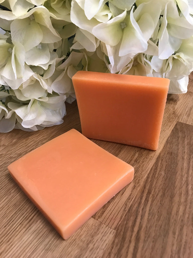 Florida Orange Soap