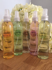 Lavender Body Mist - 6 oz