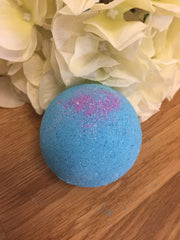 Blueberry Bath Bomb - 4.5 oz