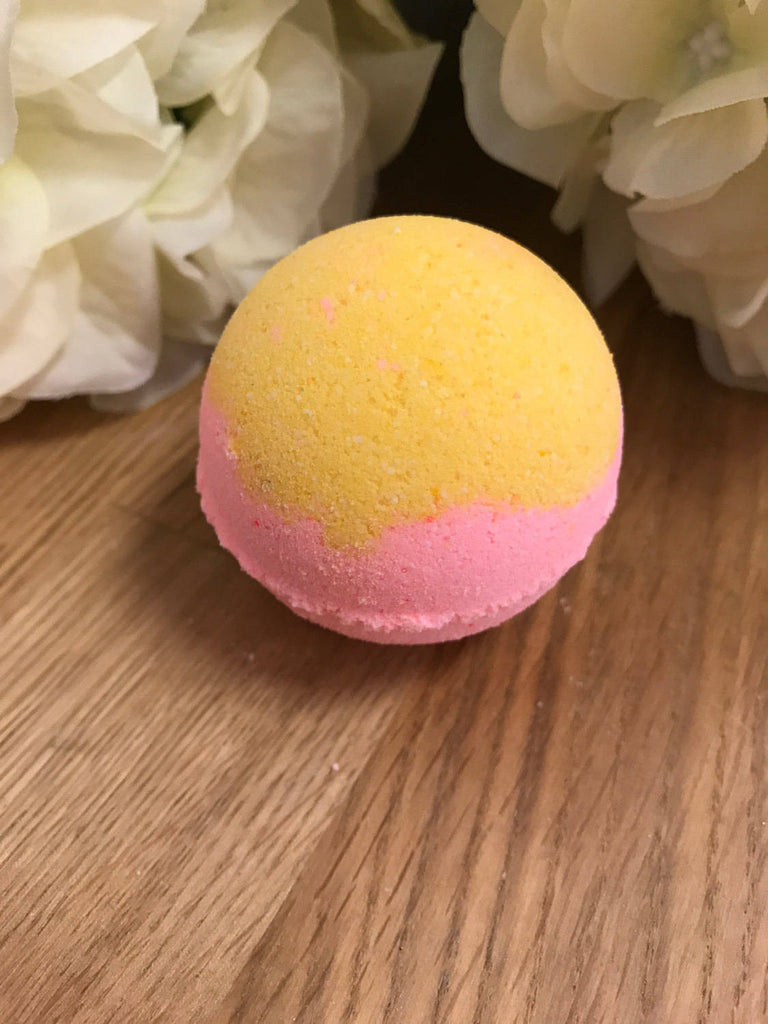 Pineapple Mango Mini Bath Bomb - 2.5 oz