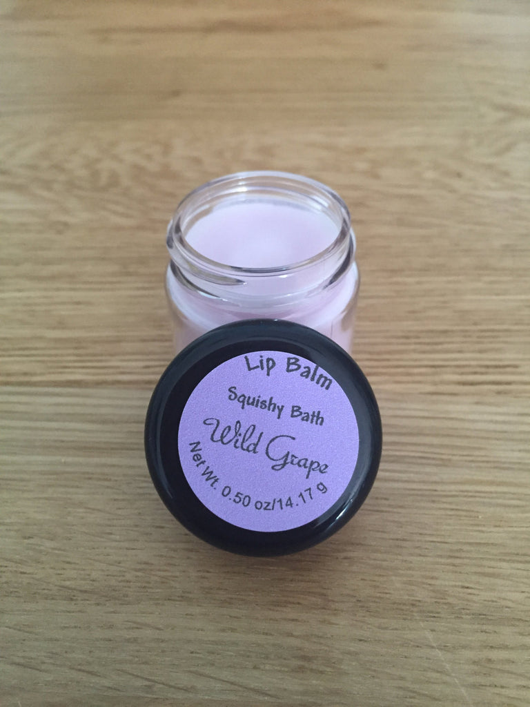 Lip Balm - Wild Grape .50 oz