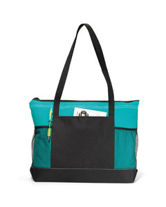 Bag : Zippered Multi Use Tote