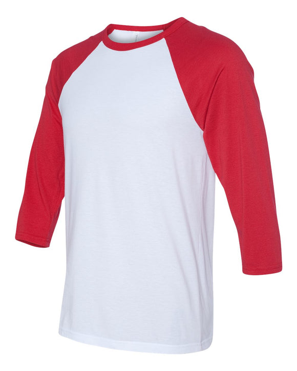 Clothing : Adult Raglan